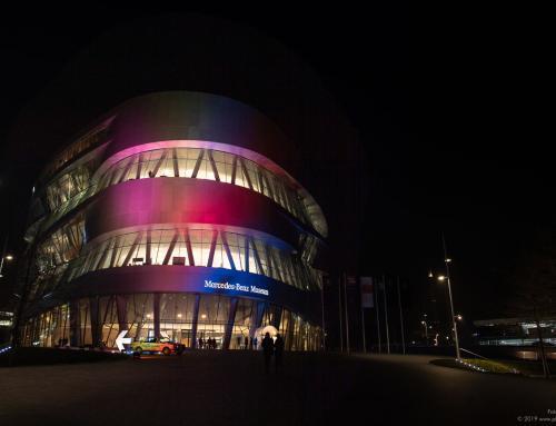 Geschäftige Lange Nacht der Museen 2019