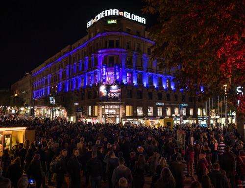 """Stuttgart leuchtet zu """"Ghost"""""""