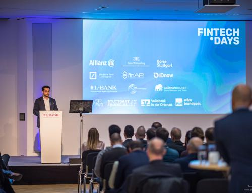 Pitching Day der FinTech Days 2019