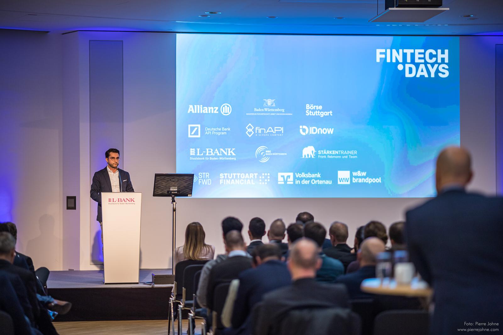 Pitching Day der FinTech Days 2019